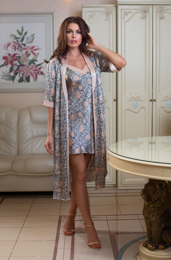 "15081 Комбинация Mia-Mia ""Diora"" (нат. шелк)"