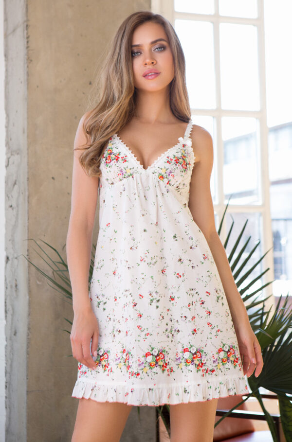"""16310 Платье домашнее женское Mia-Mia """"Daisy"""""""