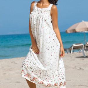 """16318 Платье домашнее женское Mia-Mia """"Daisy"""""""