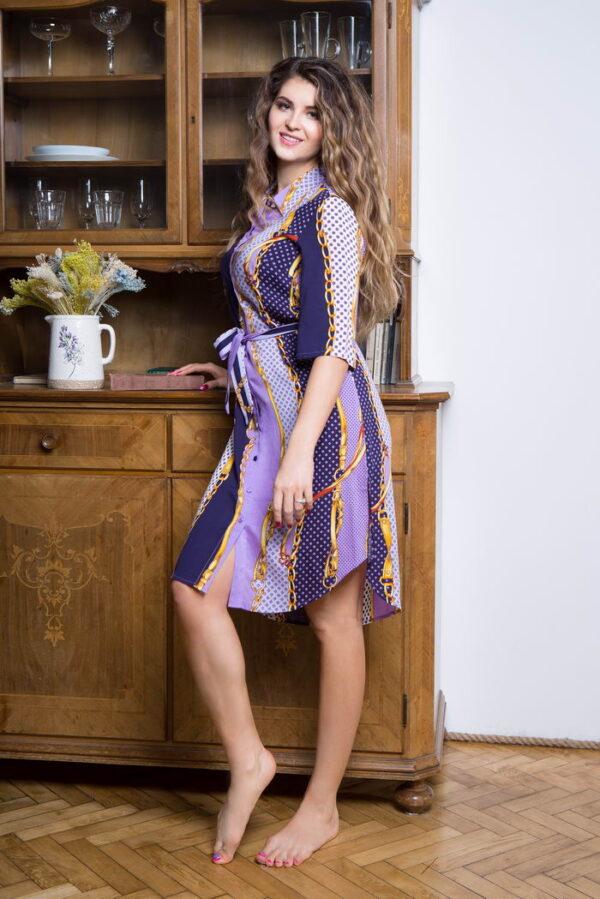 "16406 Туника домашняя женская Mia-Mia ""Lilla"""