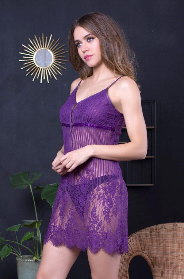 """17460 Mia-Mia Платье домашнее женское """"Lolita"""""""