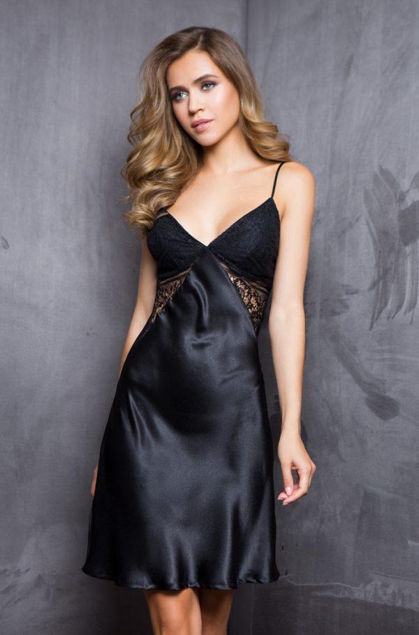 """17531 Платье домашнее женское Mia-Mia """"Evelin"""""""