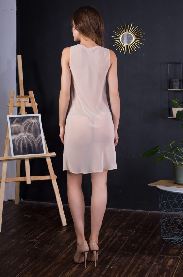 """17620 Платье домашнее женское Mia-Mia """"Inessa"""""""