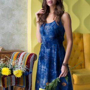 """16238 Mia-Mia Платье домашнее женское """"Gloria"""""""