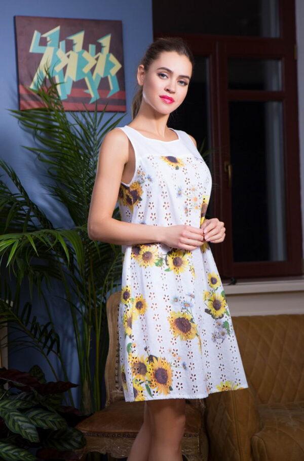 """16291 Платье домашнее женское Mia-Mia """"Chloe"""""""