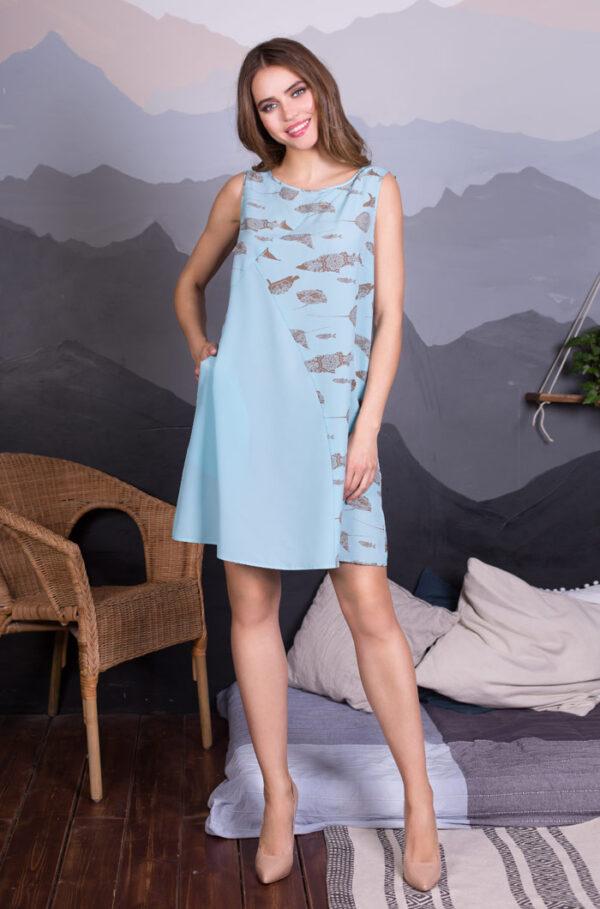 "17654 Платье пляжное женское Mia-Mia ""Alessandria"""