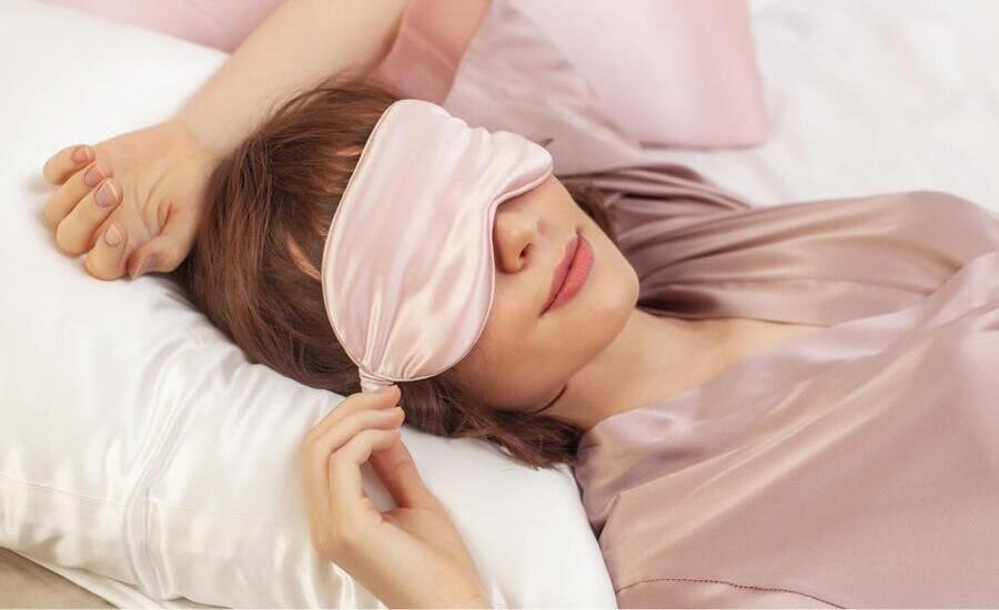 Набор шелковых масок для сна