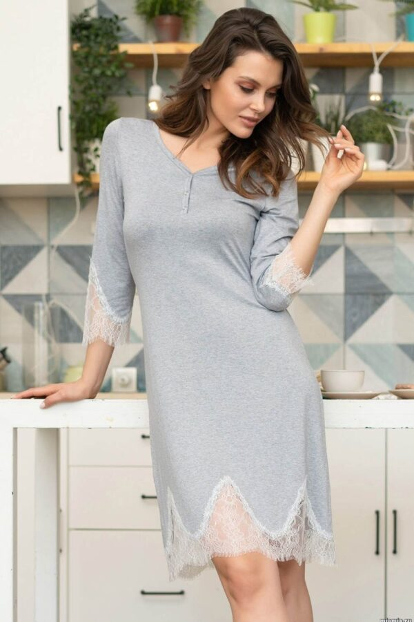 Короткое домашнее платье Medea