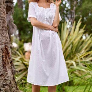 Женская сорочка Kate на пуговках