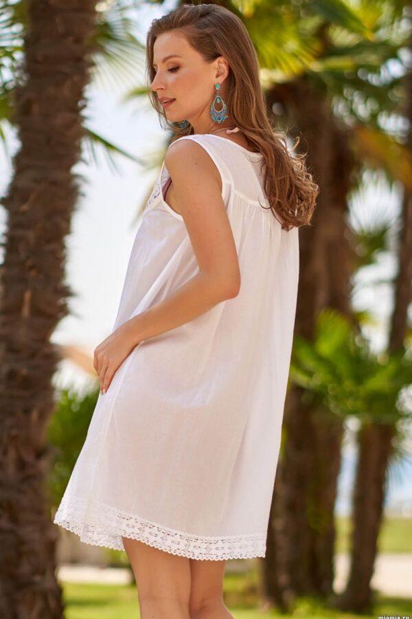 Женская сорочка Kate с кружевом
