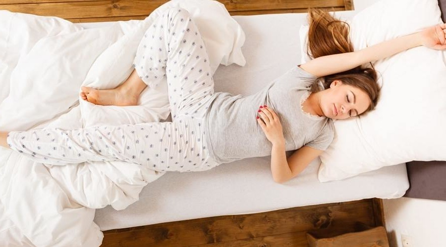 Пижама дает ощущение комфорта