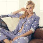 Домашняя женская пижама может быть и удобной и красивой
