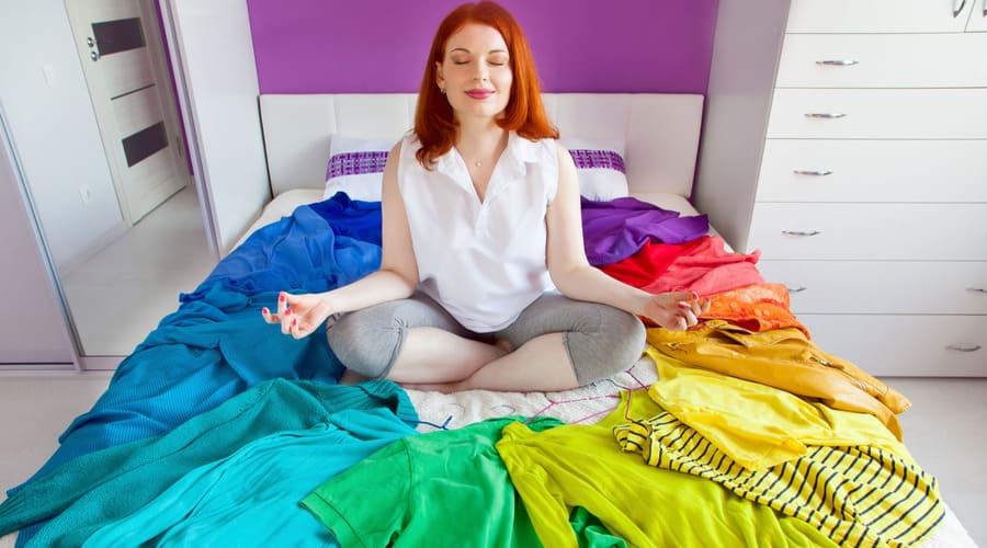 Влияние одежды на настроение и самочувствие