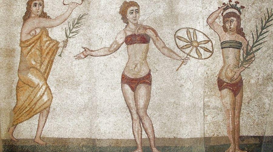 Древняя мода